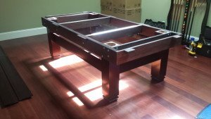 Correctly performing pool table installations, Quincy Illinois